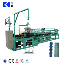 Factory Best Price Fully Automatic Single Wire Chain Link Fence Machine