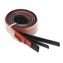 Rapport de rétrécissement de tube de rétrécissement de chaleur d'isolation de mur mince 2: 1