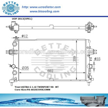 Radiator Opel Astra G 1.6i TWINPORT 98- MT OEM:1300270