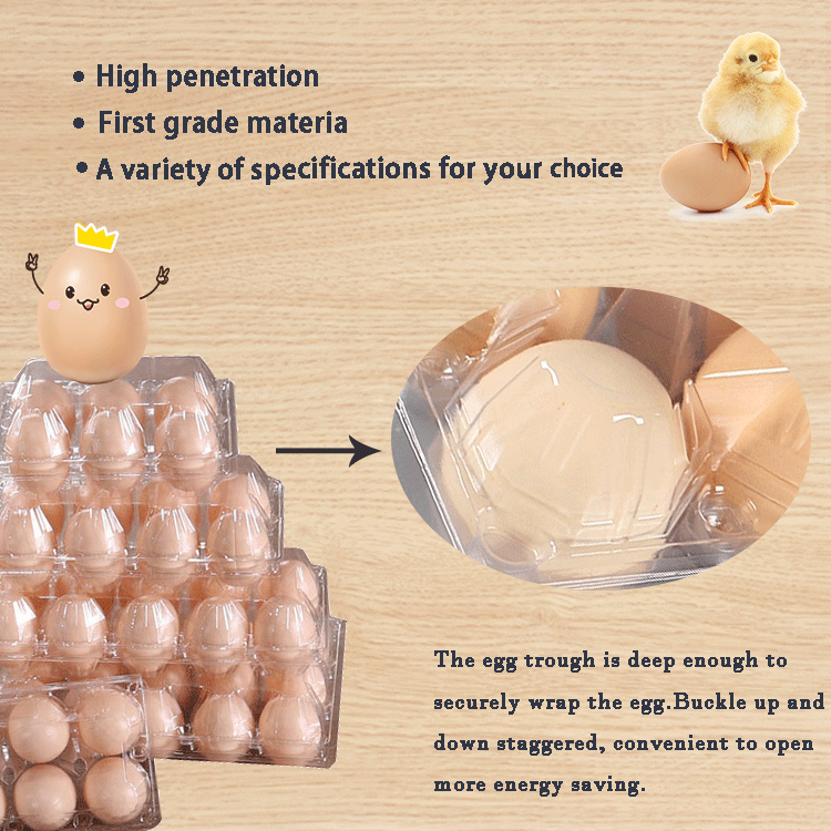 egg blister tray