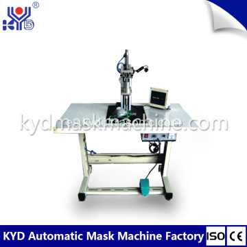 Cup Mask Ear loop Welding Machine