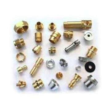 Precision metal turning parts brass