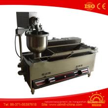 T101b Top Qualität Gas Brennenden Edelstahl Automatische Donut Maschine