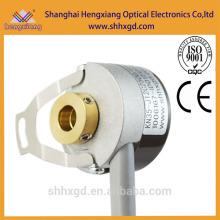 Codificador de eixo oco Hengxiang KN35 fabricantes rotativos em pune push-pull saída DC8V
