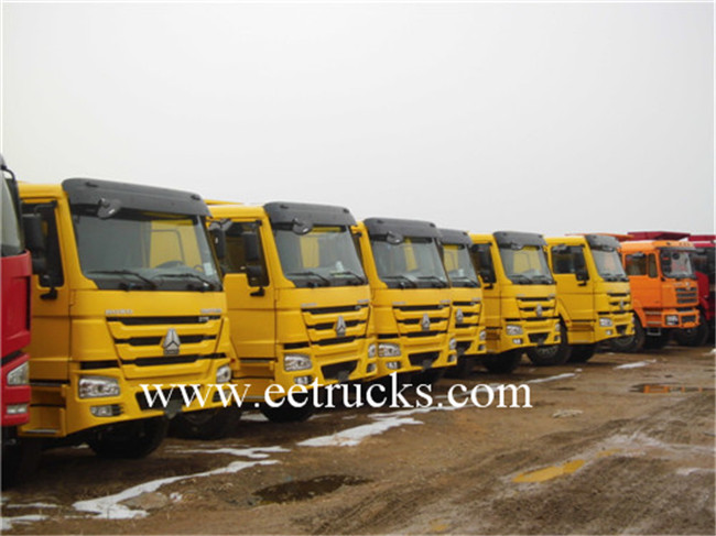 30 TON Heavy Duty Truck Dumpers