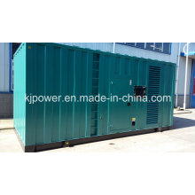 800kw Cummins Diesel Generating Set with Soundproof Canopy