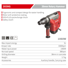 Promotional Top Quality Electric Rotary Hammer Drill Machine