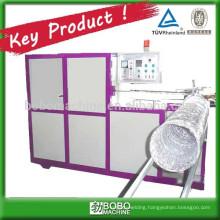 Flexible aluminum duct forming machine AFD-600