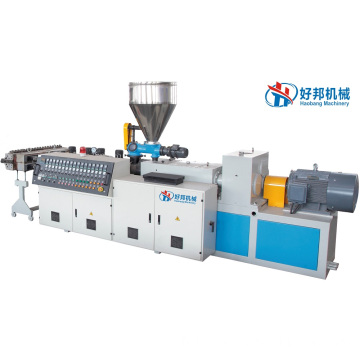 MACHINE D'EXTRUSION DE FEUILLES PVC