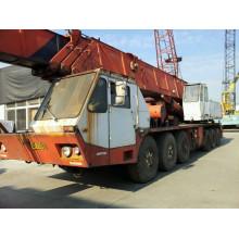 80ton Occasion Grove Équipement de levage de grue hydraulique (TMS800B)