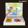 Dinosaur Magnetic Puzzle Toy for Toddlers