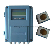 Caudalímetro ultra-sônico fixo