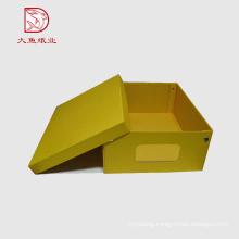 Professional custom printed cheap price display corrugated moving carton box