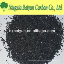 Carburo de silicio negro para corte por chorro de agua y chorro de arena