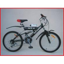 """Bicicleta de montaña con estructura de acero de 20 """"(2013)"""