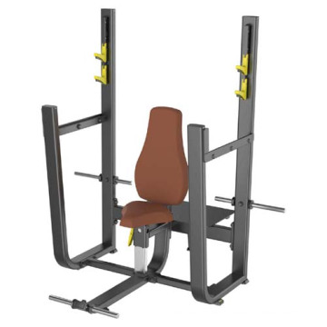 Commercial Fitness Equipment Olympic Seated Bench