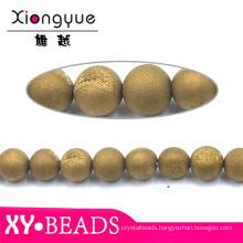 Pretty Round Handmade Bracelet Beads Jewelry Natural Stones