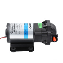 LEFOO small size booster pump 50-100gdp for ro dc motor self priming water pump 12v 24v