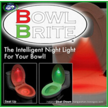 LED WC-Sensor Nachtlampe