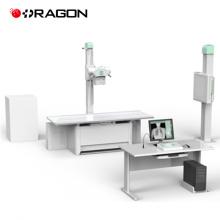 Medizinische Arten der tragbaren Röntgenmaschine mit elektromagnetischem sich hin- und herbewegendem Bett