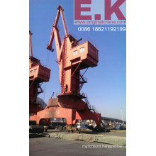 Sea Port Crane Portal Crane Gantry Crane (MQ16-30)