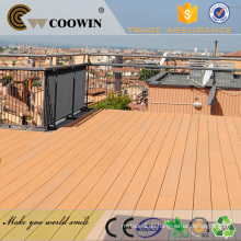 Recyclingfähige WPC Deck Bodenbeläge, Anti - UV Engineered WPC Decking Holz