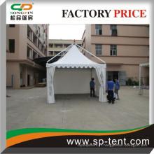 Tente de toit en arc-en-ciel en plein air 5x5m à vendre