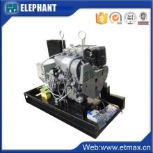 Легко запускается с воздушным охлаждением 40 кВт 50 кВА Дизель-генератор