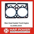 Man Head Gasket Truck 51.03901.0355