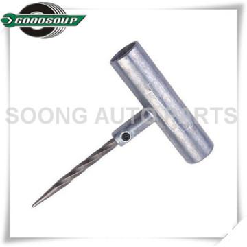 Zinc-alloy Heavy duty Tire Repair Tools T-handle Spiral Probe Tools