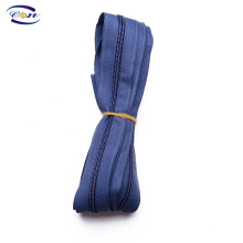 Custom Nylon Zipper Fashion Zipper In Roll Long Chain Zippers For Sale