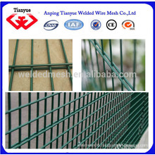 4mm horizontal wire 6mm vertical wire double wire fence