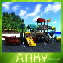 Kiddie Pirate Ship Outdoor Playground