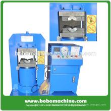 máquina de prensa de manga de cabo