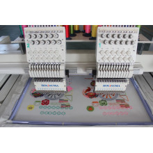 HOLiAUMA 2 tête 15 aiguilles machine de broderie informatisée à usage commercial et industriel