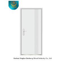 Fasion Style gepanzerte Sicherheitstür (weiß)