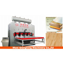 Laminating flooring production making machines/parquet floor making machines