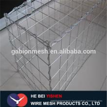 Hot dipped welded mesh galvanized wire mesh gabion