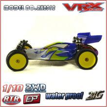 VRX 1/10th escala 2WD juguete eléctrico mundo rc coche de carreras