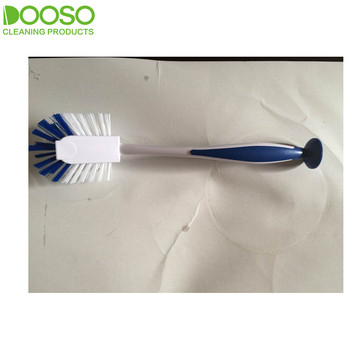 Super Firm Cleaning Brush with suction cup DS-213