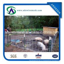 Панели для скота с высоким качеством и низкой ценой / Панели для кормушек / Панели для свиней