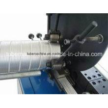 Tubo de alumínio, máquina flexível do duto da folha de alumínio (ATM-300, ATM300A)