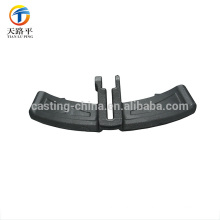 Wholesale cheap agricultural machinery parts with lost wax casting