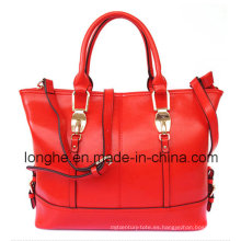 Moda PU Señora Handbag (LY0100)