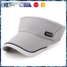 Factory direct sale different types wholesale sun visor caps discount China wholesale