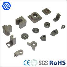 Metal CNC Turned Parts High Precision OEM CNC Mill Parts