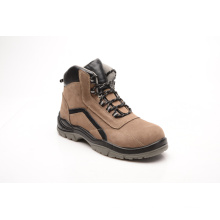 New Designed Nubuck Leather & PU Safety Shoes (NP2003)