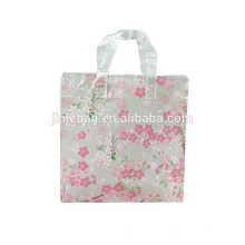 transparent pp woven shopping bag with zipper wenzhou