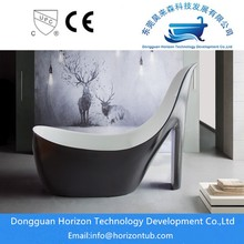 Unique design acrylic bathtubs