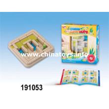 Puzzle de juguetes de plástico de promoción (191053)